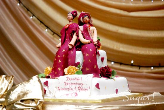 Traditional Wedding Cakes | Wedding Feferity