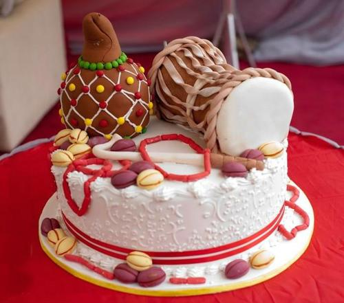 Traditional Wedding Cakes 123
