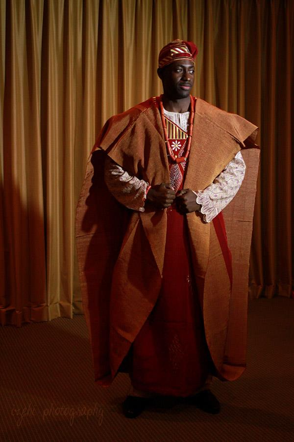yoruba-traditional-wedding-attire-agbada-fila-sokoto
