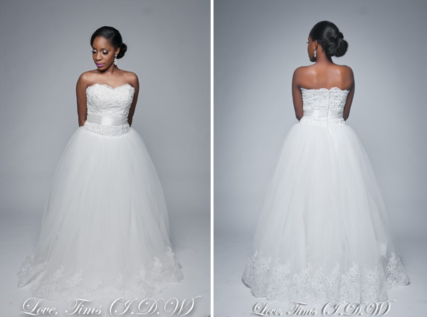 Wedding Gowns  Nigeria : Wedding dresses in nigeria the love tims bridal line by i do