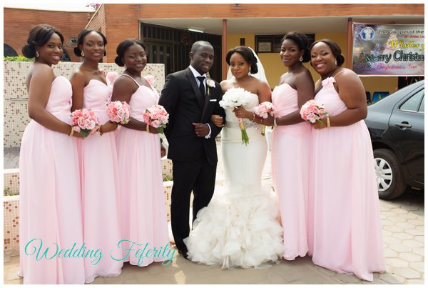 bridemaids-dresses-pink-long