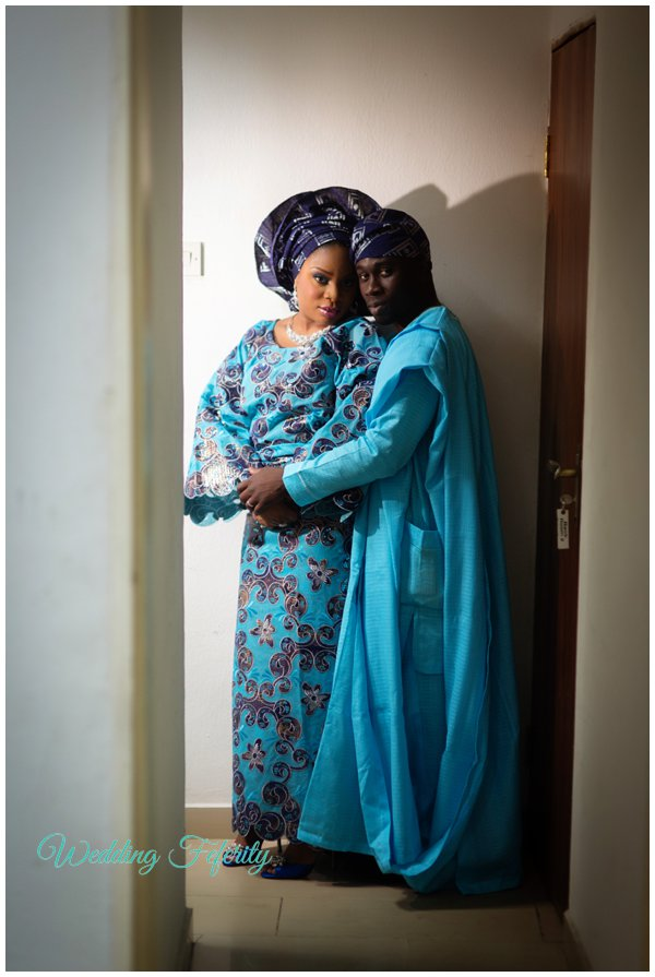 yoruba-wedding-attire-blue-aso-oke