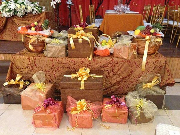Traditional Wedding Gift List Ideas : Engagement List for the Yoruba Traditional Wedding - Eru Iyawo list
