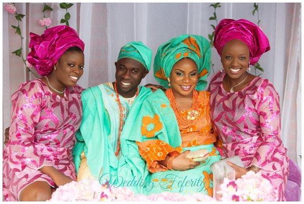 Yoruba nigerian wedding pictures