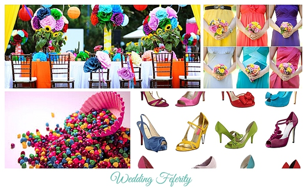 Wedding Colour Guide How To Choose Wedding Colours