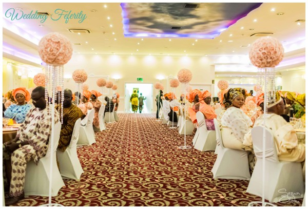 Nigerian Wedding By Sottu Photography