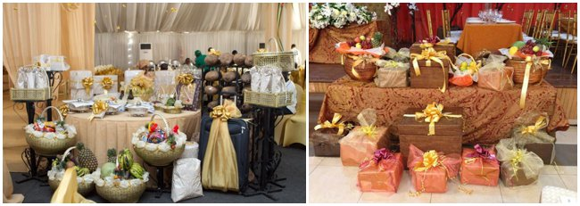 Wedding Gift Ideas In Nigeria : Engagement List for the Yoruba Traditional Wedding - Eru Iyawo list