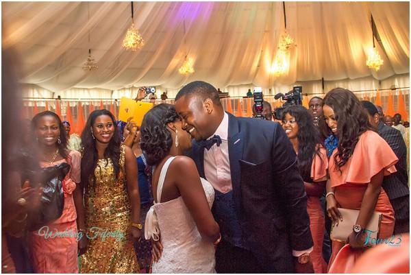 Abuja Weddings Yomi And Anu S Fun Ceremony Wedding