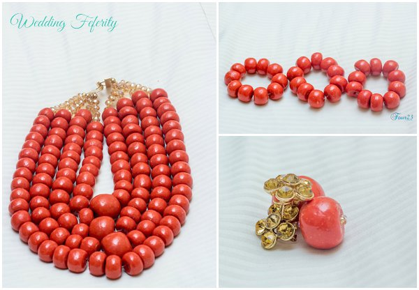 coral beads in nigeria
