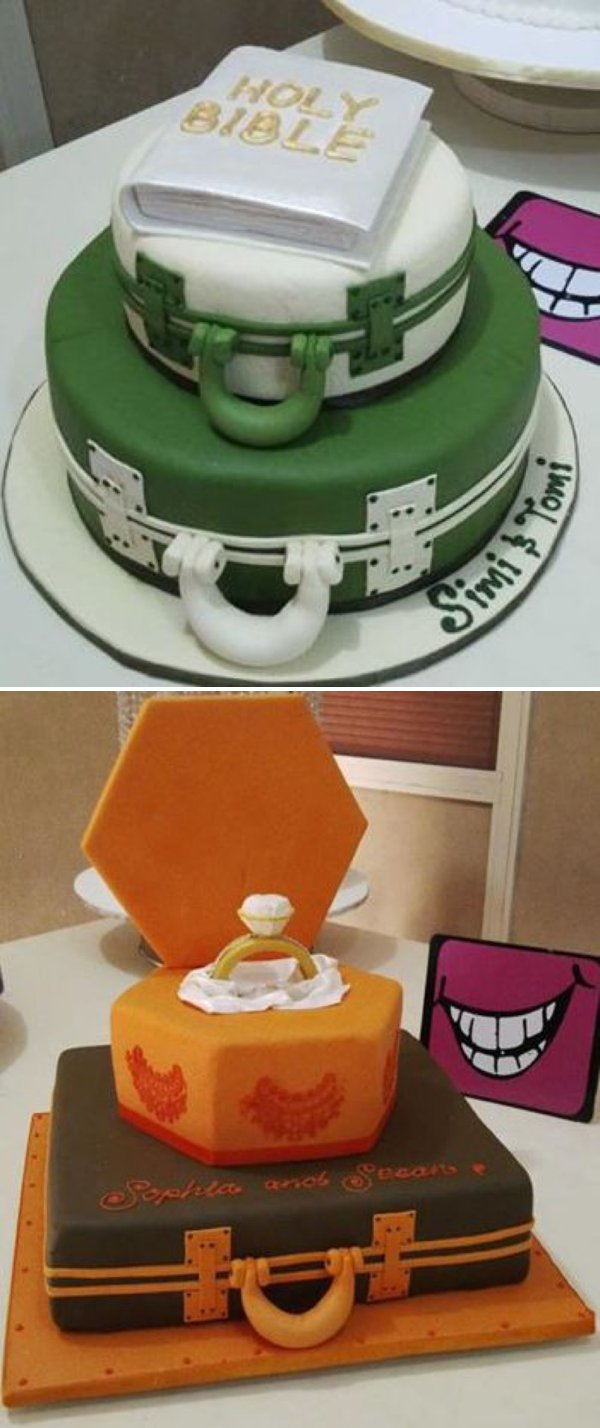 cakes for traditional wedding