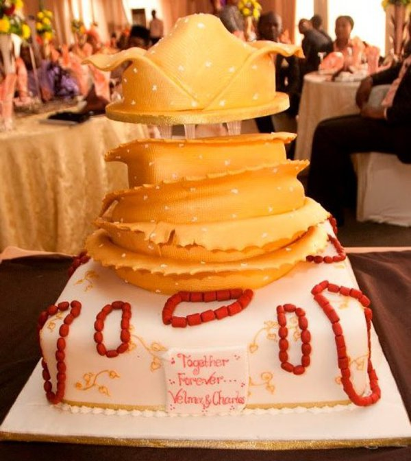 images of nigerian traditional wedding cake traditional wedding cakes pictures from weddings in nigeria 16342