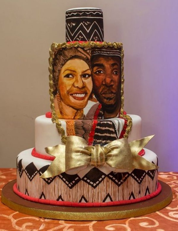 traditional african wedding cakes pictures traditional wedding cakes pictures from weddings in nigeria 21120