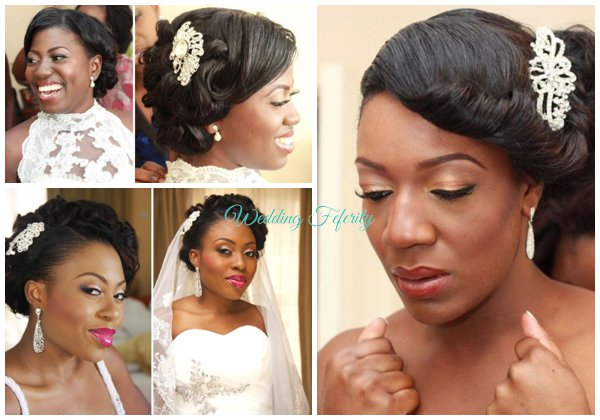 Wedding Hair Accessories For The Nigerian Bride