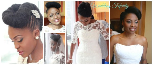 Natural Hair Inspiration Wedding Hairstyles 0007