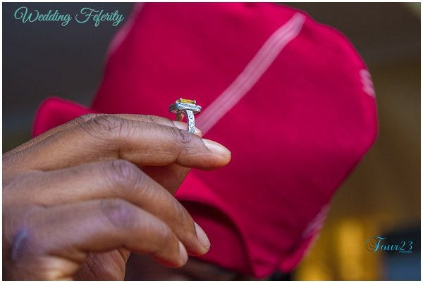 yoruba wedding engagement ring