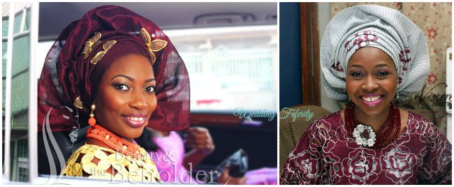 yoruba-wedding-traditional-attire-asoke-lace-beads-gele