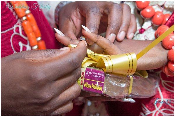 engagement ring eru iyawo