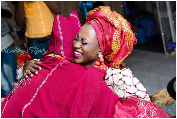 yoruba wedding feferity