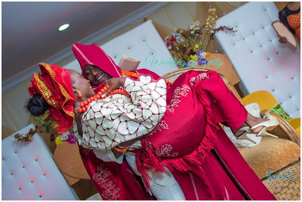 Image result for nigerian groom carrying bride pic