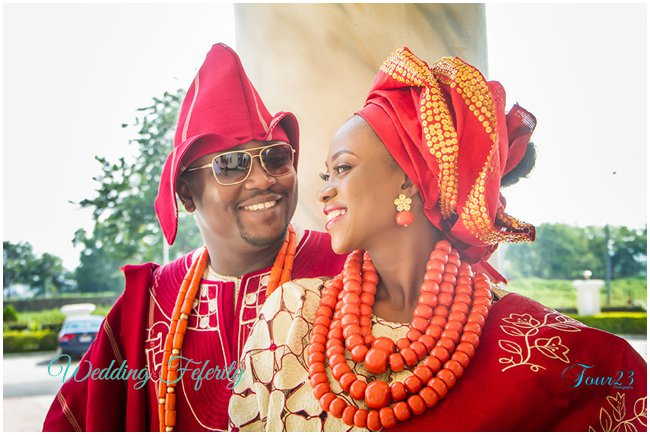 Yoruba Wedding by Four 23 Photography – Anu and Yomi Wed