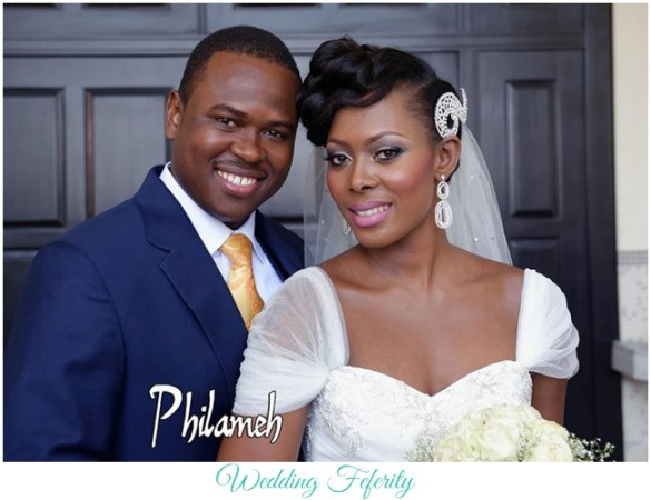 Naija Wedding by Philameh Productions – Itohan and Uzor Wed