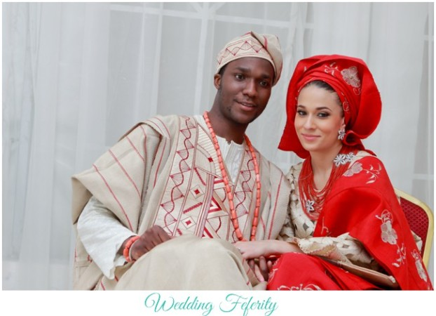 Lucy and Seun's Traditional Wedding by Demilade Roberts Photography