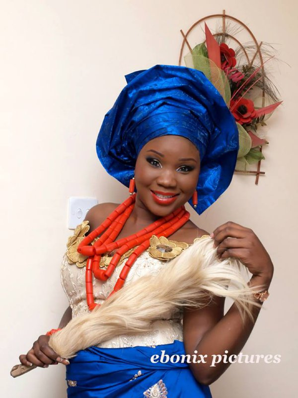 igbo bride pictures