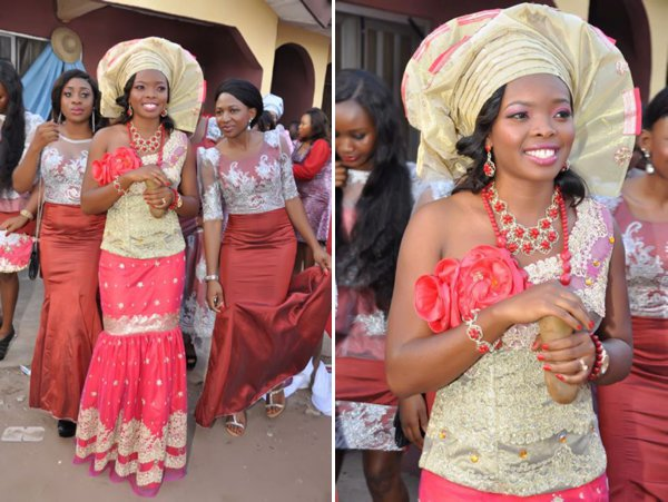 Igbo Wedding Traditional Nigerian 0032