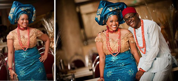 pictures of traditional igbo wedding