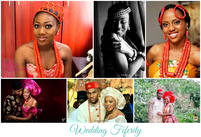Igbo Weddings – Traditional Wedding Brides and Couples