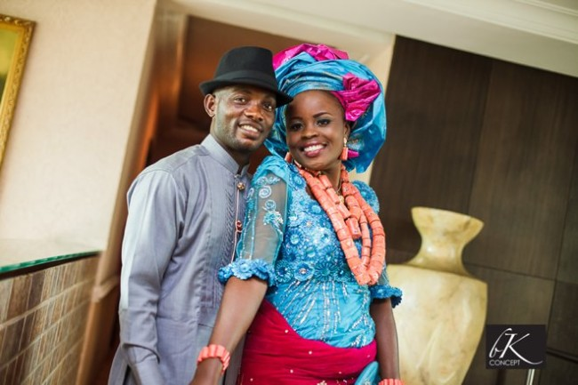 An Ijaw Wedding in Bayelsa – Felix and Beauty Wed