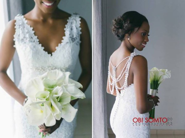 Wedding Gowns And Their Prices In Nigeria 5