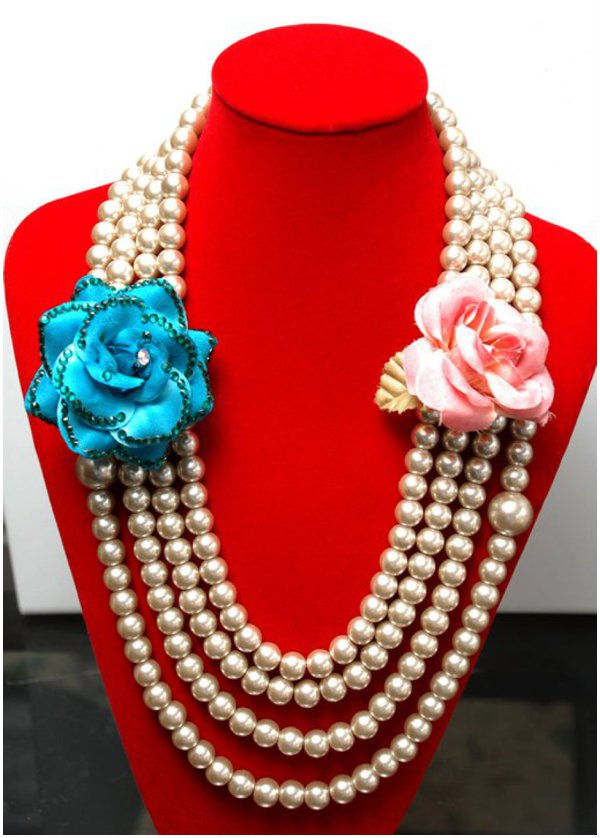 Nigerian Beads - 28 Stunning Pieces for Weddings and Special Ocassions
