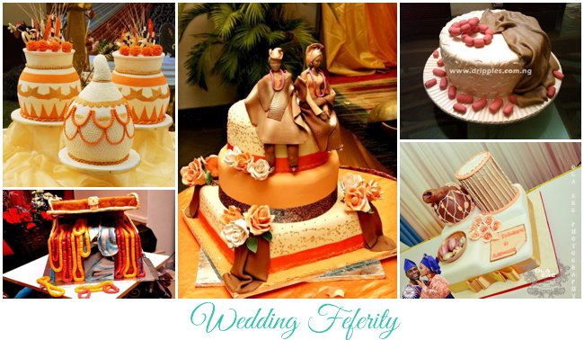 Traditional Wedding Cake Inspiration for your Engagement Ceremony