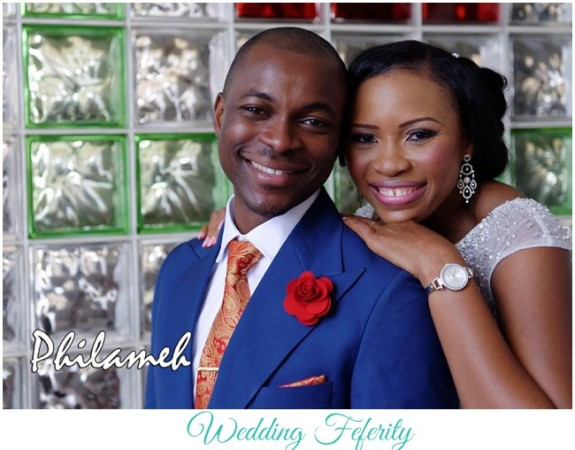 Chioma and TC's White Wedding by Philameh Productions