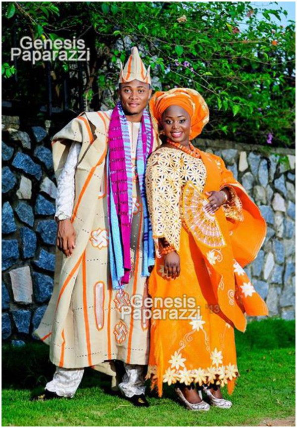 yoruba wedding pictures