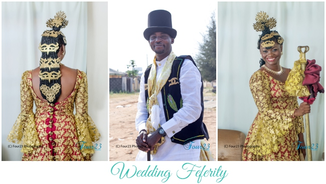 Efik Weddings – Real Brides, Grooms and Beautiful Traditional Attires