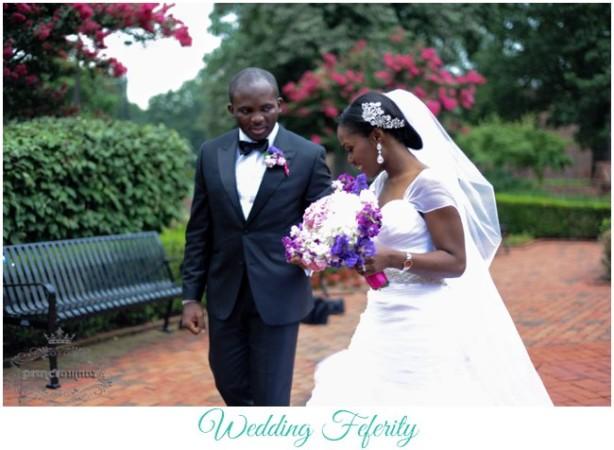 Wunmi and Laolu's Gorgeous Maryland Wedding by Prince Zamira Photography