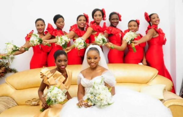 46d6aa6da1 Nigerian Bridesmaid Dresses - 25 Super-stylish looks!