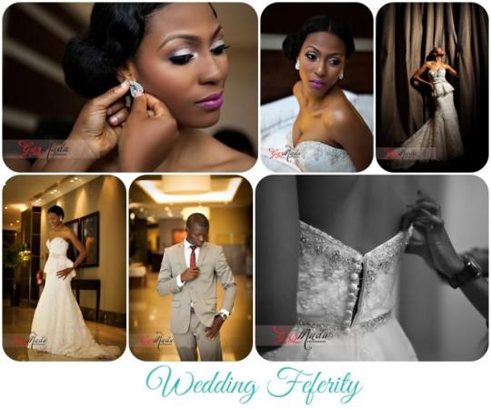Super-Stunning Wedding Photoshoot  by Gaz Madu Photography
