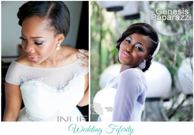 Prettiness Overload! Naija Bridal Inspiration for your Big Day