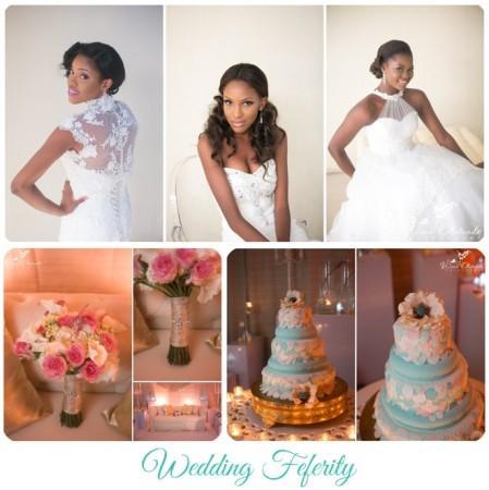 """""""Absolute Elegance"""" Wedding Inspiration Shoot by Wani Olatunde Photography"""