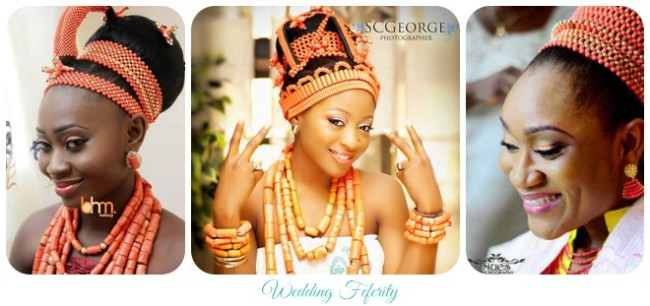 Benin Bridal Inspiration – Beauties in Beads