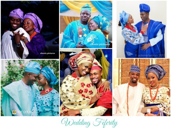 Yoruba Traditional Weddings –  37 Stunning Iyawos and their Dashing Okos