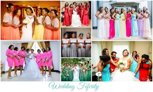 Bridesmaids Dresses – 25+ Fab Styles