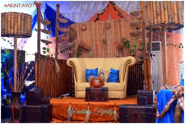 Nigerian wedding decor traditional and white wedding ideas nigerian traditional wedding decor0008 junglespirit Gallery