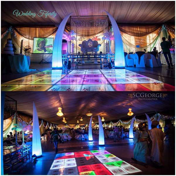 Nigerian Wedding Decor_0016