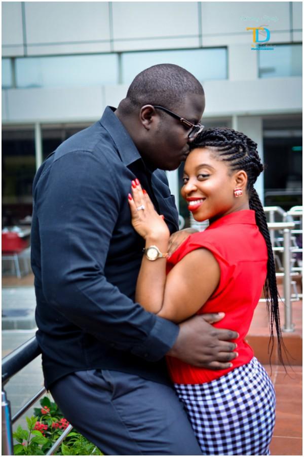 Pre Wedding Photoshoot Nigeria