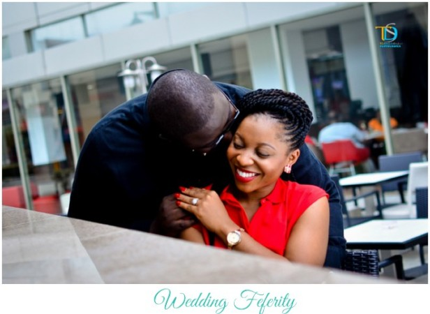 Ayo and Wunmi's Beautiful Pre-Wedding Shoot by TheDebolaStyles Photography