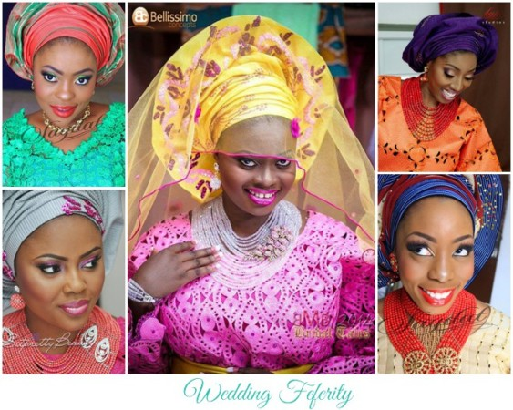 Yoruba Brides – The Bold, Bright and Beautiful Edition!